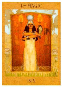 1magiciangoddess The Magician tarot card