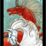 Two of Cups Mary-el Tarot