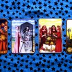 Anna K Tarot reading