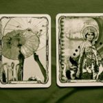 steampunk tarot drengsen