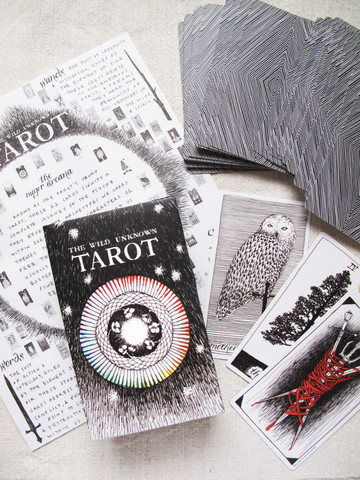 Buy the Wild Unknown Tarot UK