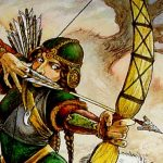 The Archer Wildwood Tarot spring equinox.jpg