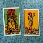 two-card tarot readings