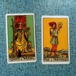 two-card tarot readings