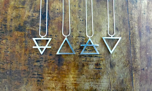 Four elements jewellery - all
