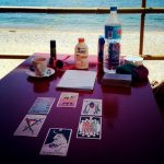 Holiday tarot reading
