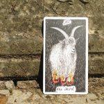 The Devil tarot card Wild Unknown