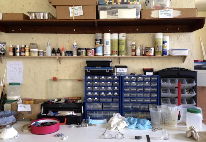 Laura's workshop
