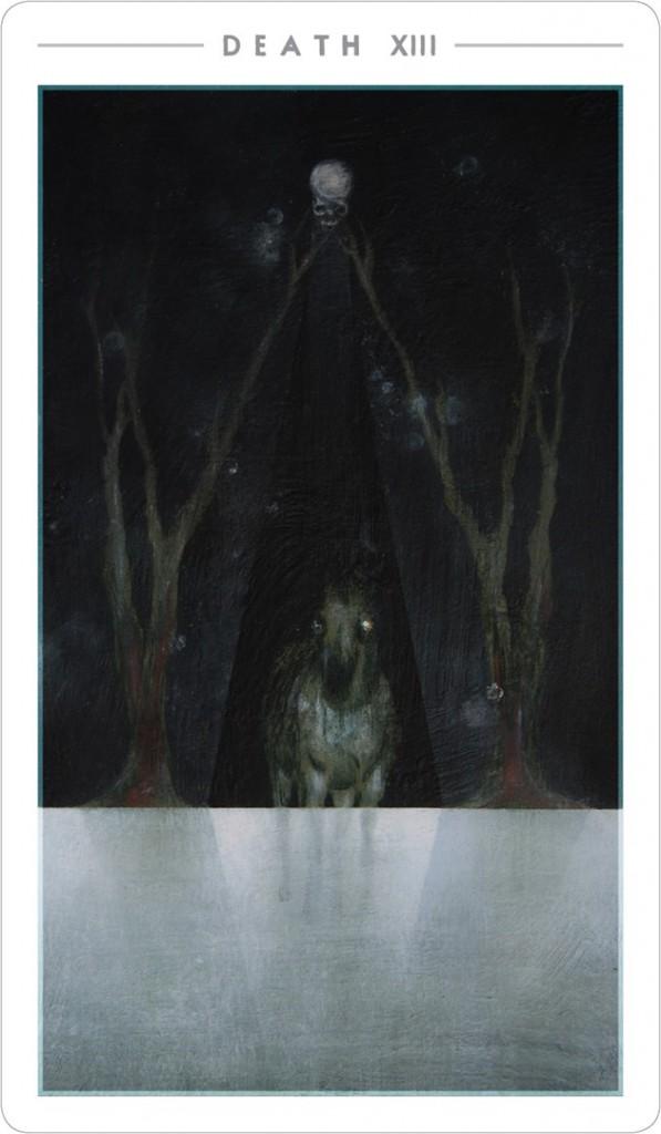 The Fountain Tarot: Death