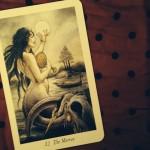 The Mirror Wildwood Tarot Card