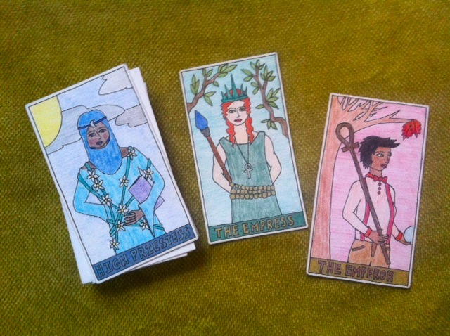 make your own tarot deck 2 - Make My Own Card