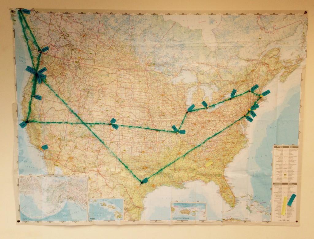 ta-road trip US map