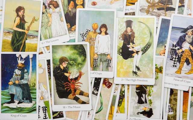 The Dreaming Way Tarot