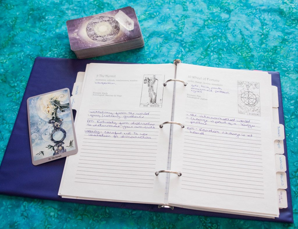 tarot printouts - the truth in story
