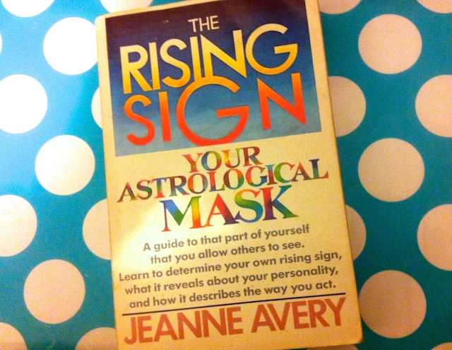 Astro DIY #10: Your rising sign - Little Red Tarot