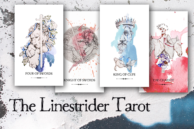 linestrider tarot siolo thompson