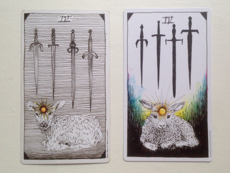 wild-unknown-tarot-new-edition-four-of-swords