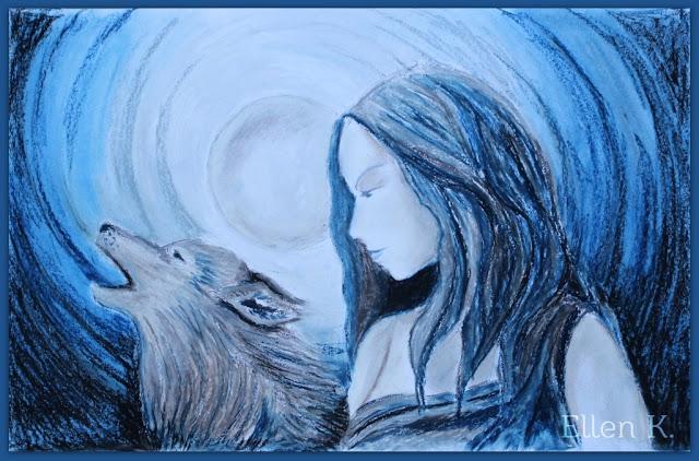 Full Moon Song ellen k