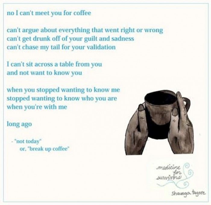 BreakUp Affirmations by Taunga2