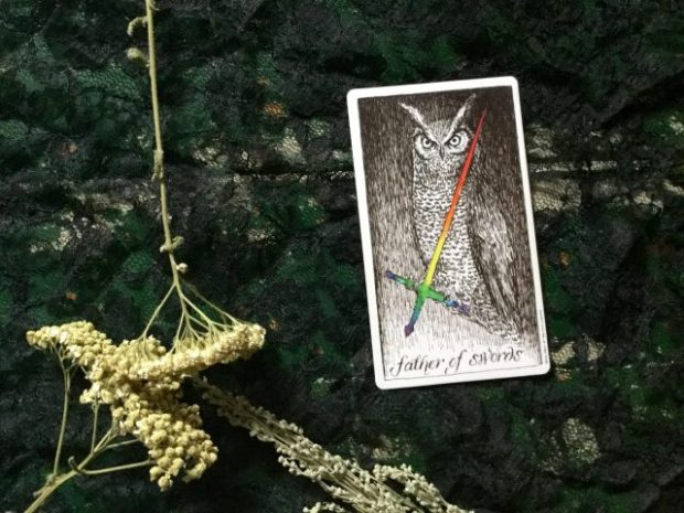I Believe You: a tarot spread for femme survivors | The