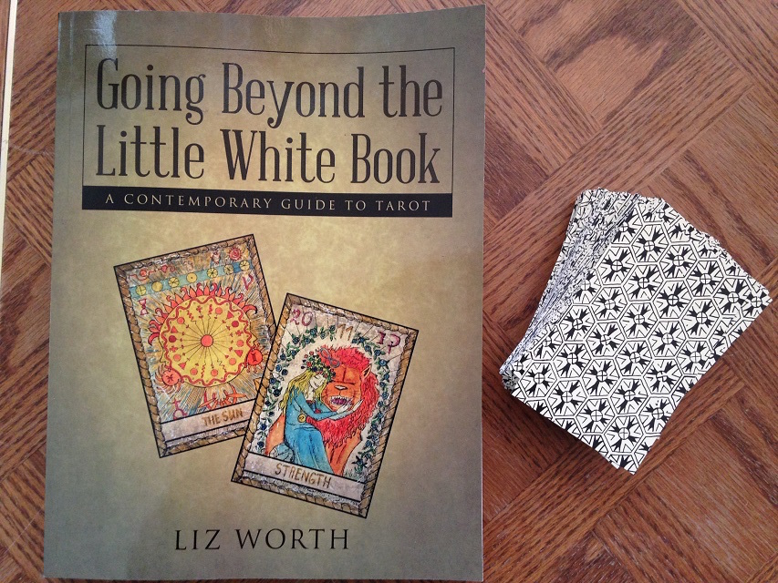 Going Beyond the Little White Book, by Liz Worth