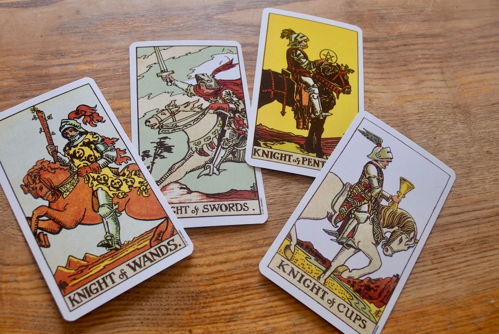 Helping or harming? Understanding the Knights in tarot | The