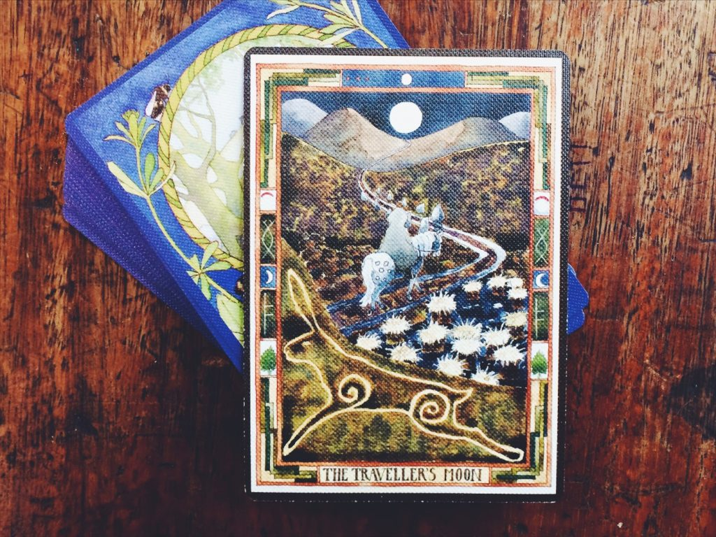 Many Moons | March's full moon in Virgo | The Little Red Tarot Blog