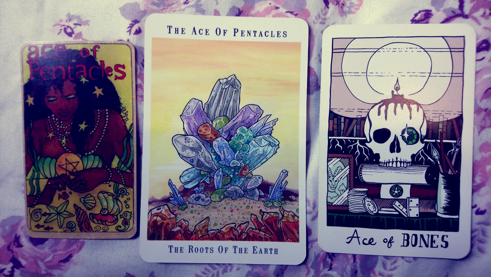 See the Cripple Dance | Trusting the Ace of Pentacles to