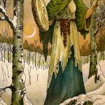 The Ancestor Wildwood Tarot