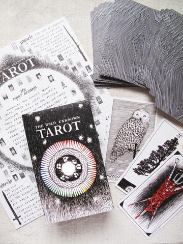 Buy the Wild Unknown Tarot UK